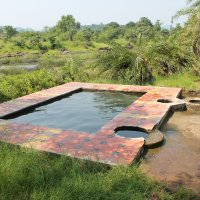 горячие источники не далеко от Мумбая. :: maikl falkon