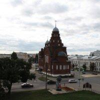 Старообрядческая Троицкая церквь 1913–1916г.г :: Наталья Гусева