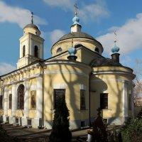 Церковь Веры, Надежды, Любови и матери их Софии на Миусском кладбище. :: Александр Качалин