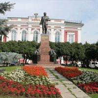 Памятник Ленину :: Наталья Гусева