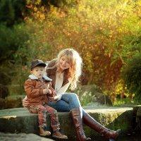 Марта и сыночек :: Юлия Кузнецова