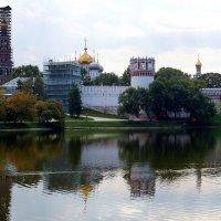 Новодевичий монастырь...Москва... :: Наталья Агеева