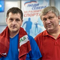 Мастера теннисного спорта :: Алёна Михеева