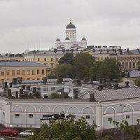 На холмах Хельсинки :: Александр Рябчиков