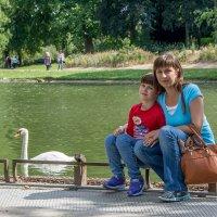 Париж - прогулка по парку :: Stanislav М