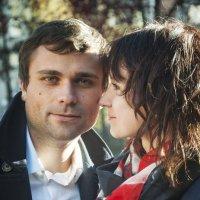 Кира и Валера - неслучайные прохожие :: Александр Горбачев