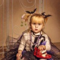 Хэллоуин уже близко! :: Марина Казнина