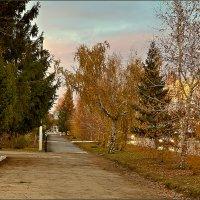 Осень в городе... :: Александр Смольников