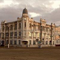 Купеческий дом... :: Александр Смольников