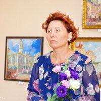 Марина Рибачук, художник :: Степан Карачко
