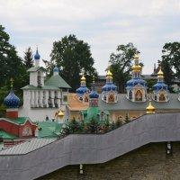 Успенский пещерный храм :: Ирина Никифорова
