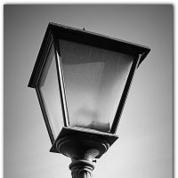 Старый фонарь #1 :: Михаил Малец