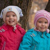 Такие разные близнецы :: Svetlana Zueva