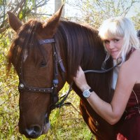 Я люблю свою лошадку))) :: Наталья Аверкина