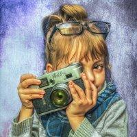 Начинающий фотограф... :: Kristi Foto