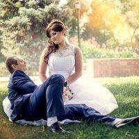 Свадьба Вали и Саши :: Нина Трушкова