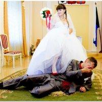 Свадьба Стаса и Евгении :: Наталья Мерзликина