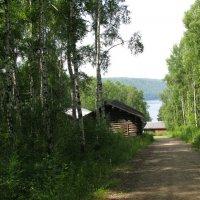 Дорога к озеру :: LIZA Ильина