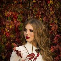 Леди Осень :: Виктория Уточкина