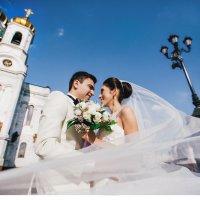 Свадебная фотосессия :: Ксения Емельченко