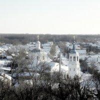 Зимний день :: Геннадий Храмцов