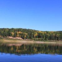 гладь реки Лена :: Таня Фиалка