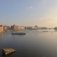Praha, Vltava :: Nina sofronova