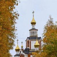 осень православная :: gribushko грибушко Николай