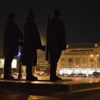 они охраняют Новосибирск :: Евгений Фролов
