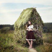 Домик для феи :: Kate Plotnik