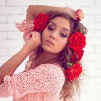 Цветочная фотосессия :: Екатерина Пидкович