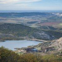 Водохранилище у горы Гасфорт :: Игорь Кузьмин