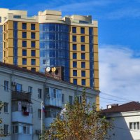 Новые строения :: Валерий Дворников
