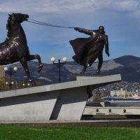 конь упрямый :: Валерий Дворников