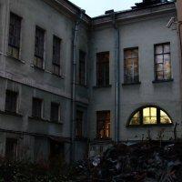 Дом не доволен :: Владимир Федоров