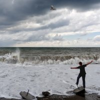 Почему люди не летают как птицы :: Vladdimr SaRa