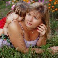 Две Кати. :: Светлана Богатько