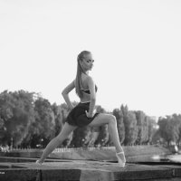 Плыву против течения :: Tetyana Yurchenko