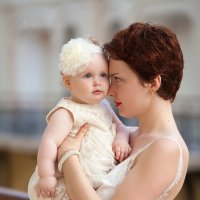 Мать и дитя :: Анна Анисимова