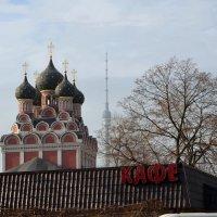 Храм Тихвинской Иконы Божией Матери. :: Oleg4618 Шутченко