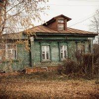 Русская избушка :: Екатерина Рябцева