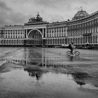 Дождь в Санкт-Петербурге :: Александр Максимов