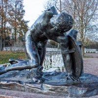 Скульптура:Ахилл.(Екатерининский парк) :: Александр Лейкум