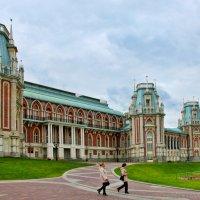 Дворец в Царицыно :: Александр Садовский