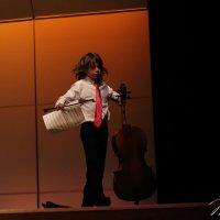 Школьный концерт :: Таня Тэффи