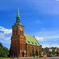 Костел Святой Барбары :: Сергей Карачин