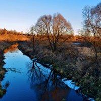 Река Сега :: Семен Кактус