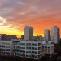 Город в огне :: Кристина Константиновна