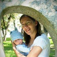 Молодая мама. :: сергей лебедев