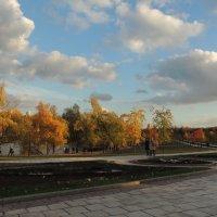 Москва,ландшафтный парк Царицыно :: Александр Качалин